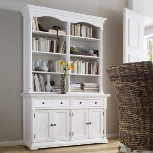 BCA595 | Provence Hutch Cabinet