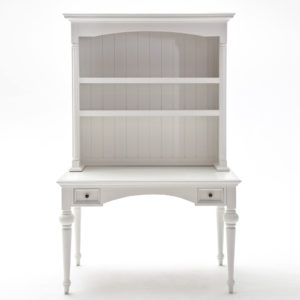 T771 | Provence Secretary Desk with Top