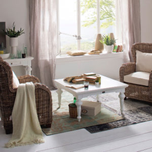 T774 | Provence Square Cooffee Table