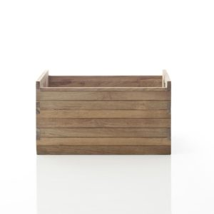 MBM001 | Bordeaux Mahogany Crate Medium for B128, B129, B181, B189 (Set of 2)