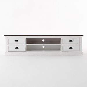 CA631TWD | Halifax Accent Large ETU w/ 4 Drawers