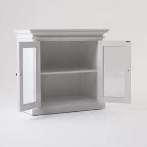 B183 | Halifax Display Buffet with 2 glass doors