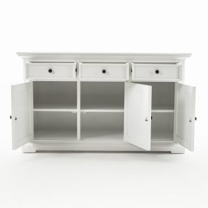 B185 | Provence Classic Sideboard with 3 Doors