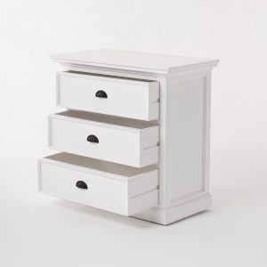 CA599L | Halifax Grand Bedside Drawer Unit