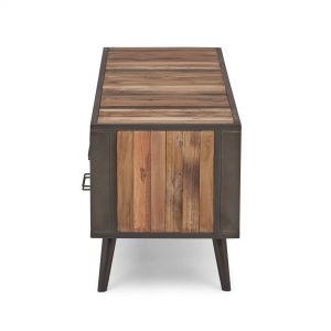 KK NO 18005 | Nordic TV Dresser 3 Drawers