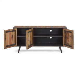 KK NO 19005 | Nordic TV Dresser 3 Doors