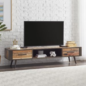 KK NO 20005 | Nordic TV Dresser 2 Drawers
