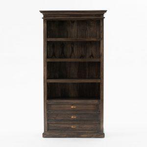 CA580BW | Halifax Mindi Bookcase