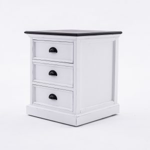 CA632TWD | Halifax Accent Bedside Drawer Unit