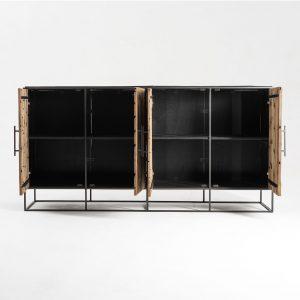 CPP19005 | Rustika Sideboard 4 Doors