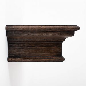 D165BW | Halifax Mindi Floating Wall Shelf, Long