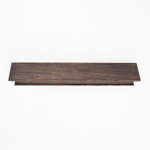 D166BW | Halifax Mindi Floating Wall Shelf, Extra Long
