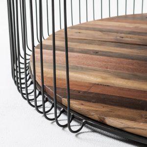 IMV28003   Barca Round Coffee Table 130cm