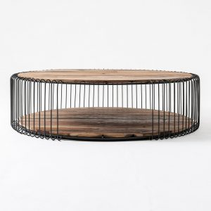 IMV28003 | Barca Round Coffee Table 130cm